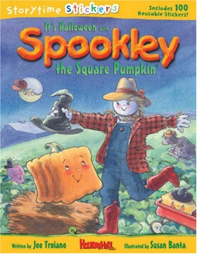 Storytime Stickers: It's Halloween with Spookley the Square Pumpkin™ -