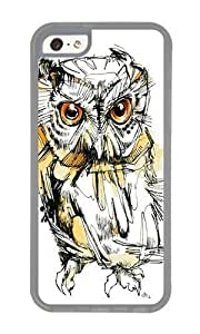 linJUN FENGApple iphone 6 4.7 inch Case,WENJORS Awesome Little Screech Soft Case Protective Shell Cell Phone Cover For Apple iphone 6 4.7 inch - TPU Transparent