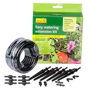 EVA Solo soporto fácil Kit de extensión de sistema de riego de plantas ollas de techo para colgar cesta