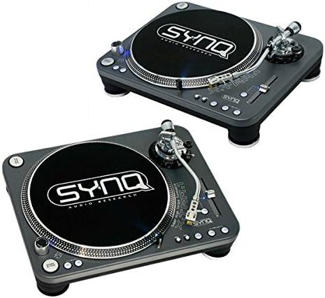 SYNQ X TRM 1 (par) | de DJ Tocadiscos de Turntable | 2 pieza ...