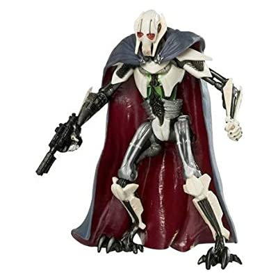 Star Wars, The Saga Collection 2006 Series, General Grievous Action Figure #30, 3.75 Inches: Toys & Games