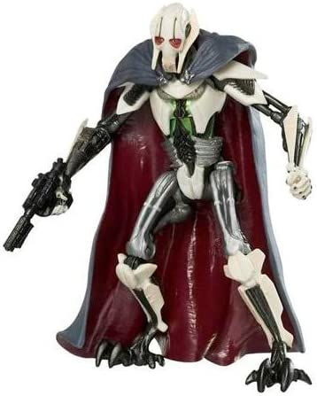 Star Wars, The Saga Collection 2006 Series, General Grievous Action Figure #30, 3.75 Inches