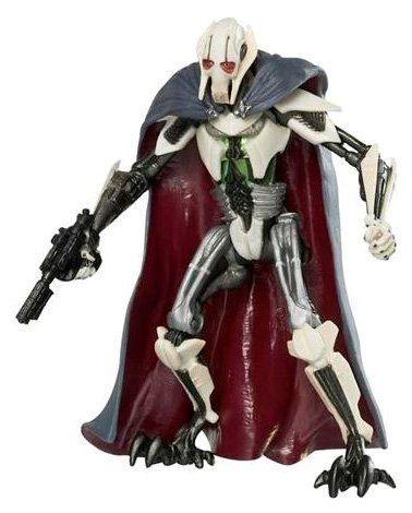 [Star Wars, The Saga Collection 2006 Series, General Grievous Action Figure #30, 3.75 Inches] (Star Wars General Grievous)