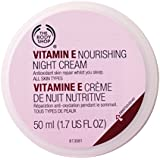 The Body Shop Vitamin E Nourishing Night Cream, 1.67-Ounce (Packaging May Vary)