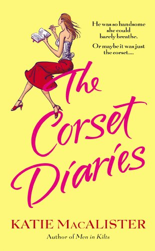 The Corset Diaries cover