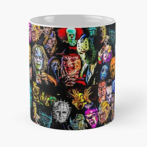 Amazon com: Horror Movie Collection Fans - Best Gift Mugs