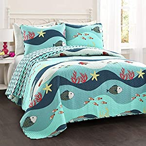 51SgAqPwvPL._SS300_ Coastal Bedding Sets & Beach Bedding Sets