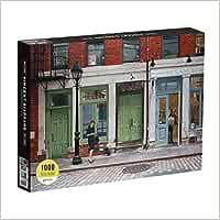 New York, New York - Vincent Giarrano: 1000 Piece Puzzle: Amazon ...