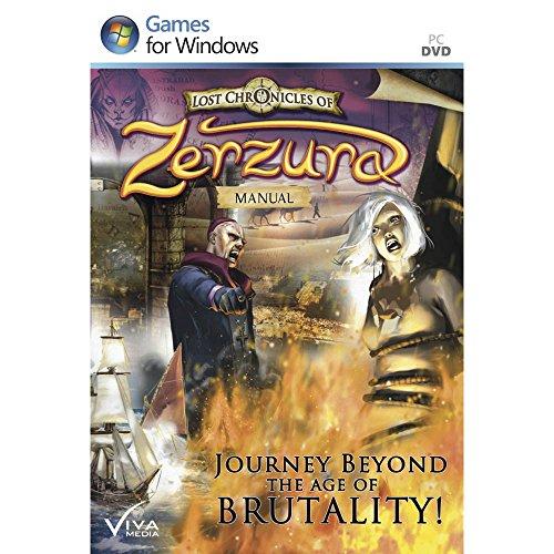 Lost Chronicles of Zerzura [Online Game Code]