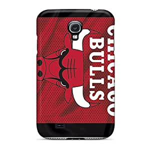 Snap-on Chicago Bulls Case Cover Skin Compatible With Galaxy S4