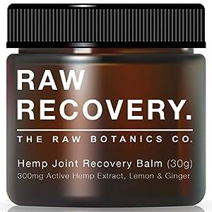 The Raw Botanics Co. Hemp Joint Recovery Balm. 300...
