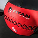 Titan Soft Wall Ball Medicine 6-30 lb Core