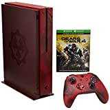 Consola Xbox One S - Edición Limitada 2TB Gears of War 4 - Bundle Limited Edition
