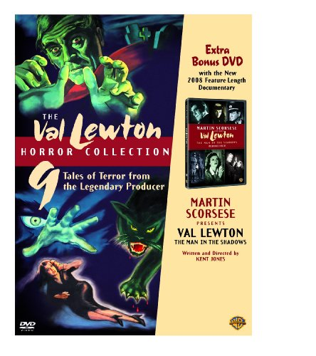 The Val Lewton Horror Collection (Cat People / The Curse of the Cat People / I Walked with a Zombie / The Body Snatcher / Isle of the Dead / Bedlam / The Leopard Man / The Ghost Ship / The Seventh Victim / Shadows in the Dark / Martin Scorsese Presents Va