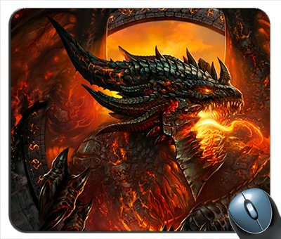 World Of Warcraft Life Mouse Pad