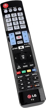 Mando ORIGINAL TV LG AKB69680403 AKB33871410: Amazon.es ...