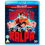 Wreck It Ralph 3D [Blu-ray]