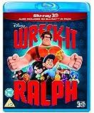 Wreck It Ralph 3D [Blu-ray]