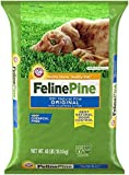 40 Lb, Highly Absorbent Pine Litter for Cats