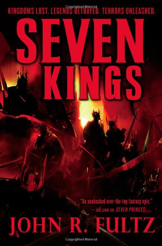 Download Seven Kings (Books of the Shaper) ebook