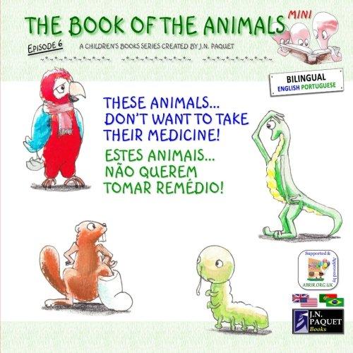 Download The Book of The Animals - Mini - Episode 6 (Bilingual English-Portuguese) (Volume 6) pdf