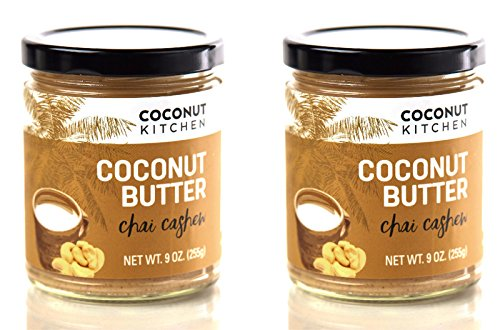 Coconut Kitchen Chai Cashew Butter product image