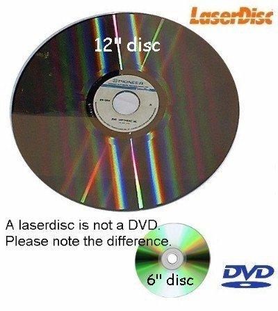 DISNEY - THE RETURN OF JAFAR Laserdisc