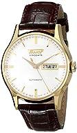 Tissot Men's TIST0194303603101 Visodate Gold-Tone Stainless Steel Watch