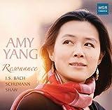 Resonance | J.S. Bach: Partita No.4 in D major, BWV 828; Robert Schumann: Davidsbündlertänze; Caroline Shaw: Gustave le Gray