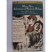 More. . . Sherlock Holmes: Vol. 4