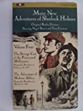 More. . . Sherlock Holmes: Vol. 4 (Sherlock Holmes Series)
