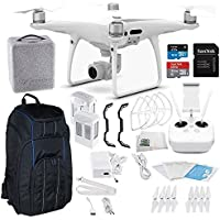 DJI Phantom 4 PRO Quadcopter Essentials Pro Backpack Bundle Kit