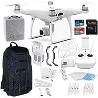 DJI Phantom 4 PRO Quadcopter Essentials Pro Backpack Bundle Kit