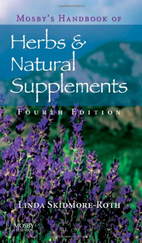 Mosby's Handbook of Herbs & Natural Supplements