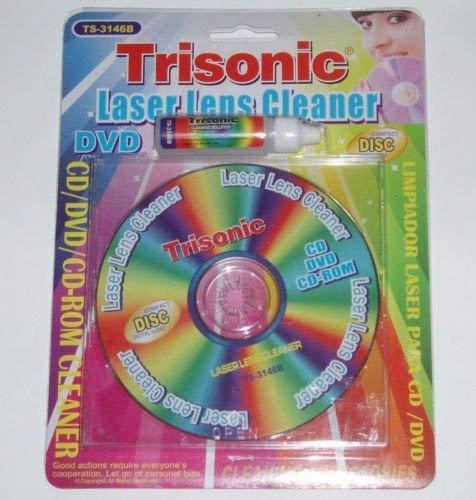 (Laser Lens Cleaner for Cd Dvd Cd-rom Pc Ps2 Ps3 X-box)