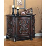 Coaster Accent Cabinet-Cherry
