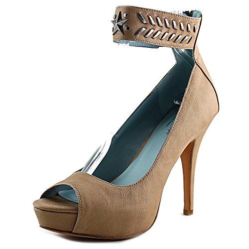 9a3a7a1429 delicate Miranda By Miranda Lambert Earlen Women Open Toe Synthetic  Platform Heel