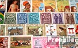 Belgium 50 different stamps Belgian Colonies with independent states (Stamps for collectors)