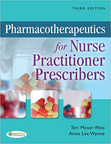 Pharmacotherapeutics For Nurse Practitioner Prescribers 9780803622357 Medicine Health Science Books Amazon Com