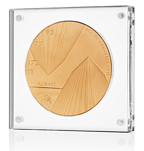 - Medal Display (Up to 3