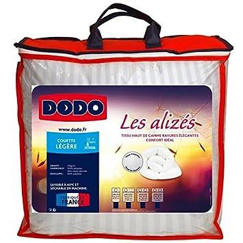 DODO Couette légere LES ALIZES 220x240 cm