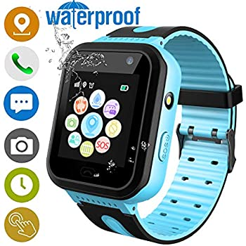 Amazon.com: Kids Smartwatch - GPS Tracker Smartwatches Wrist ...