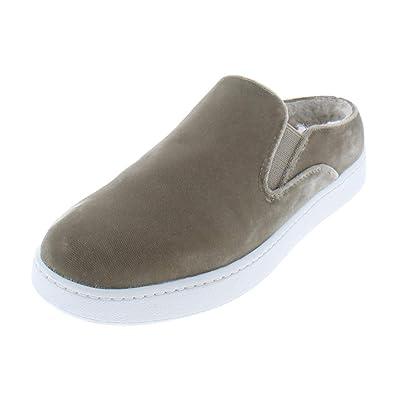 bedd22415e0e Amazon.com  Vince Womens Verrell 3 Velvet Shearling Lined Mules  Shoes