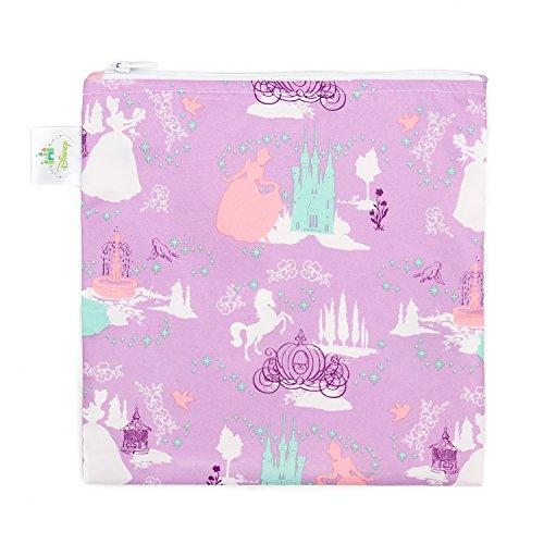 Bumkins Disney Reusable Princess Purple