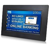 Sungale 7 Desktop Digital Signage Display Unit
