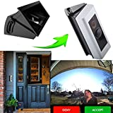 QIBOX Compatible Ring Video Doorbell Pro Angle Mount