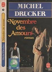 Novembre des amours