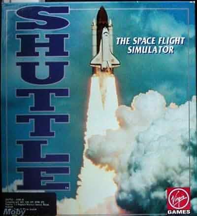 space shuttle simulator pc - photo #19