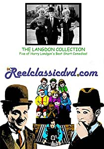 THE LANGDON COLLECTION - Five of Harry Langdon's Best Short Comedies! 1924-1926