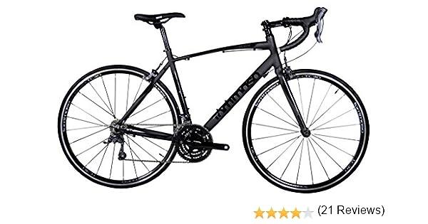 Amazon.com : Tommaso Forcella Compact Aluminum Road Bike - Matte ...